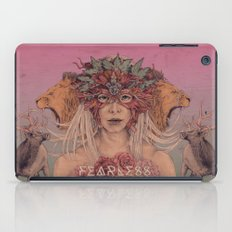 Be Fearless iPad Case