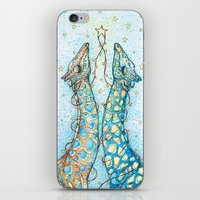 Soulmates iPhone & iPod Skin
