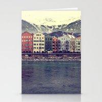Innsbruck, Austria Stationery Cards