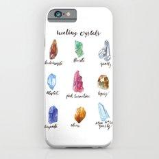 Healing Crystals iPhone 6 Slim Case