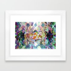 Coincidentally misappropriated yearly kindness. 11 Framed Art Print