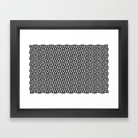 Endless Framed Art Print