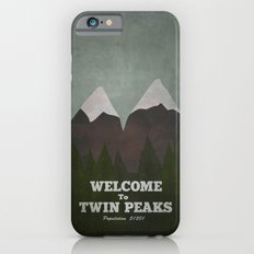 Welcome to Twin Peaks iPhone 6s Slim Case
