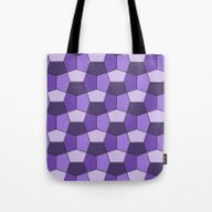 Geometrix VII Tote Bag