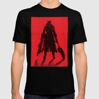 Bloodborne Mens Fitted Tee Black SMALL