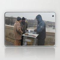 Christmas In Paris Laptop & iPad Skin