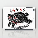 Chupapugra iPad Case
