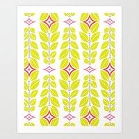 Cortlan | LimeAid Art Print