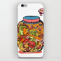 Pickles iPhone & iPod Skin