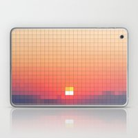 Geometric Sunset Laptop & iPad Skin