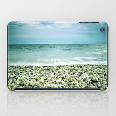 cold waves iPad Case