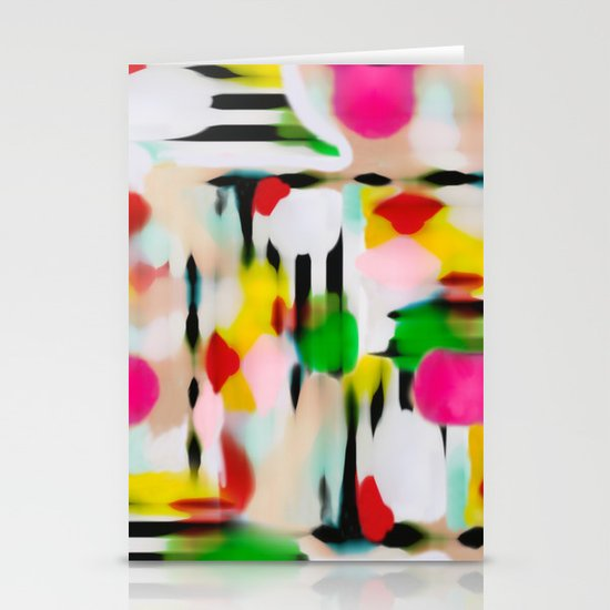 Colour Love Stationery Card