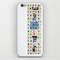 Rory Williams iPhone & iPod Skin