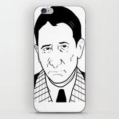 Carlo 'The Don' Gambino iPhone & iPod Skin