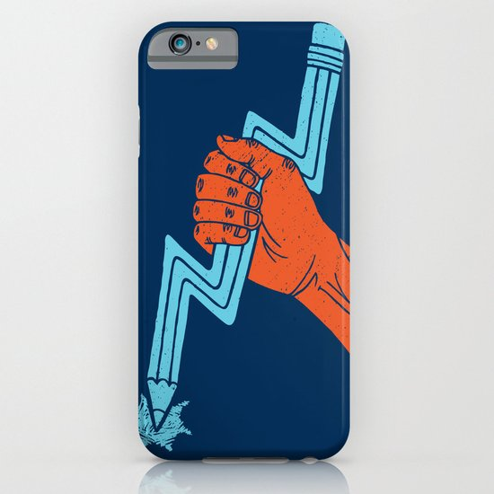 Graphite For Your Right iPhone & iPod Case