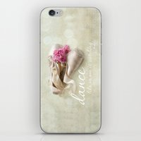 Dance Like No One Is Wat… iPhone & iPod Skin