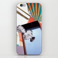 Relaxation Time-series iPhone & iPod Skin