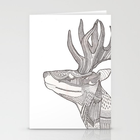 The Forest Spirit Stationery Card