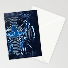 Bad Wolf Radio Stationery Cards