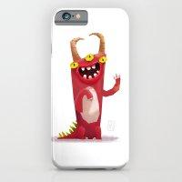 Monster 1 iPhone 6 Slim Case