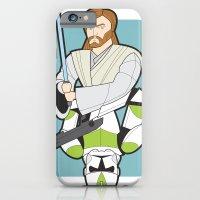 Obi-wan and Clone Trooper iPhone 6 Slim Case