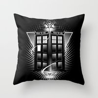 Call Me Sexy Throw Pillow