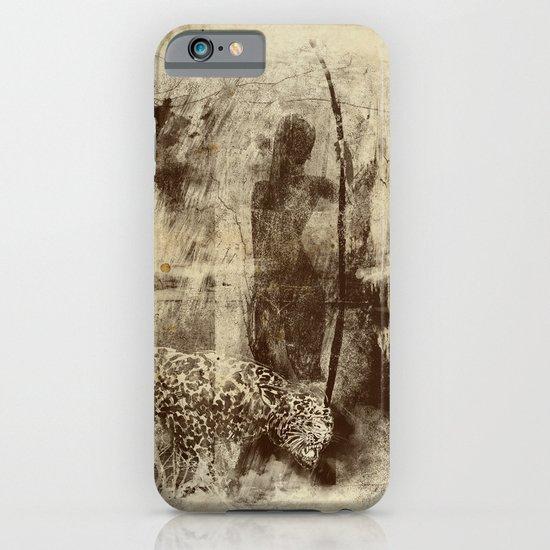 paleo warrior iPhone & iPod Case