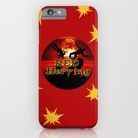 Red Herring - The Spies Who Loved Me Not iPhone 6 Slim Case