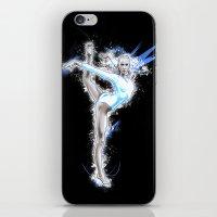 Nastia Liukin iPhone & iPod Skin