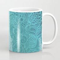 Detailed Zentangle Squar… Mug