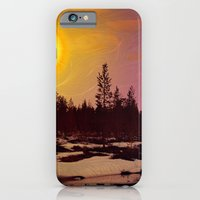 iPhone & iPod Case featuring Day - From Day And Night Painting by Nicole Cleary