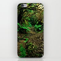 Forest Secrets iPhone & iPod Skin