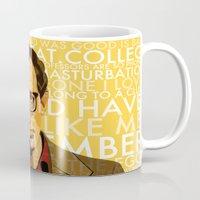 Woody Allen - Annie Hall I Mug