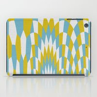 Honey Arches Yellow iPad Case