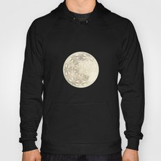 The Flower Of Life Moon … Hoody