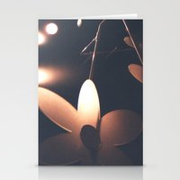 Faded Petals Stationery Cards