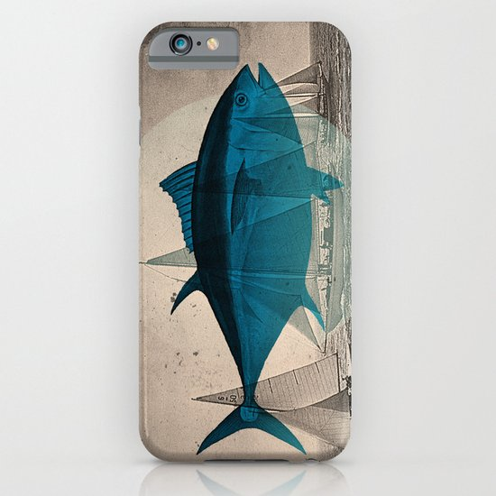 Northern Bluefin iPhone & iPod Case
