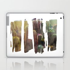 cactus on water color  Laptop & iPad Skin