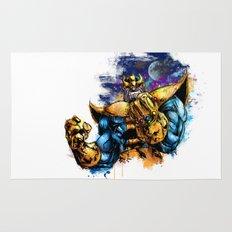 Thanos Rug