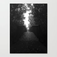 Canvas Print featuring Go Forth by SmallIslandInTheSun