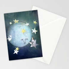 Hanging with the Stars Stationery Cards
