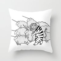 On Why This Variation Of… Throw Pillow