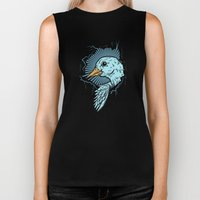 Tweeting Tom - What are you doing? Biker Tank