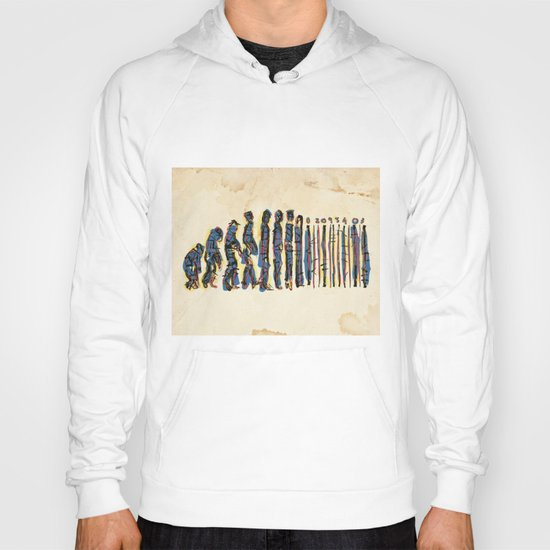 Barcode Evolution Hoody