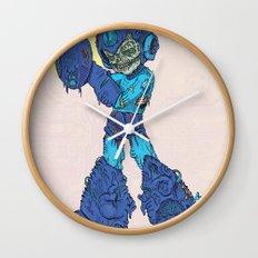 Mega Undead Wall Clock