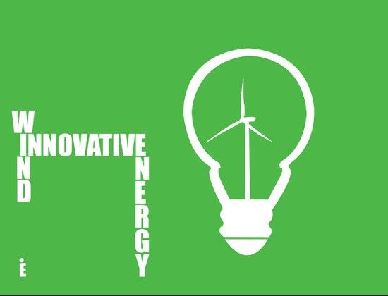 Innovative Energy: BULB Art Print