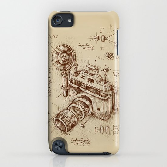 Moment Catcher iPhone & iPod Case
