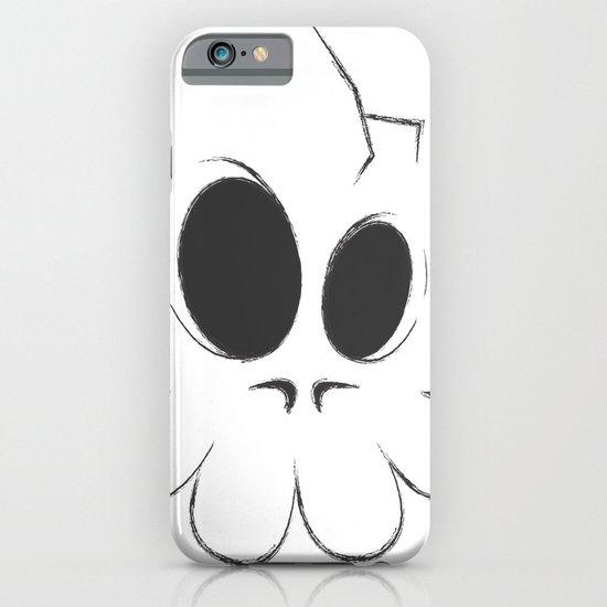 Cracked Skull iPhone & iPod Case