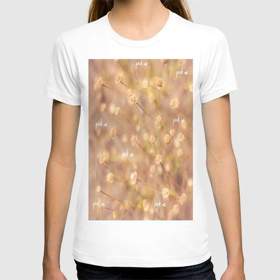 Pick Me T-shirt