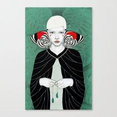 Fanni Canvas Print